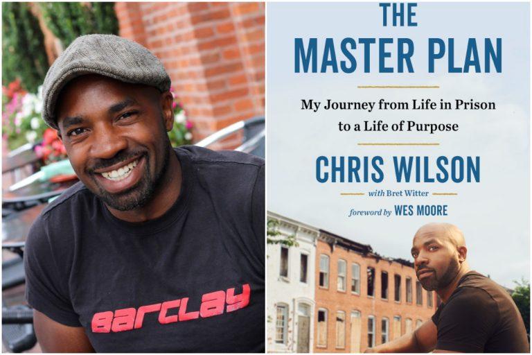 Chris Wilson Booksigning   Eso Won Books
